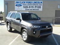 PREMIUM & KEY FEATURES ON THIS 2016 Toyota 4Runner