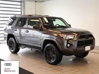 This outstanding example of a 2016 Toyota 4Runner SR5