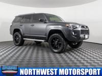 Clean Carfax One Owner 4x4 SUV with New Les Schwab Lift