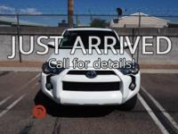 Certified. **One Owner**, -Clean Carfax-, 4Runner SR5,