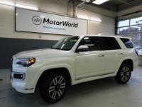 Certified. Super White 4WD 5-Speed Automatic with