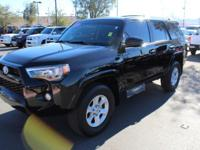 Toyota Certified, Excellent Condition, CARFAX 1-Owner,