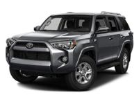 SR5 trim, MAGNETIC GRAY METALLIC exterior and BLACK FOR