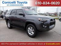 New Arrival! CARFAX 1-Owner! -Only 4,673 miles which is