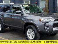***One Owner***, **CERTIFIED PRE-OWNED**, 4Runner SR5