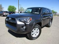 Options:  2016 Toyota 4Runner Sr5|4X4 Sr5 4Dr
