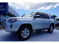 This 2016 Toyota 4Runner SR5 is a real winner with