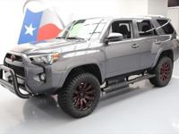 2016 Toyota 4Runner with 4.0L V6 EFI Engine,Cloth