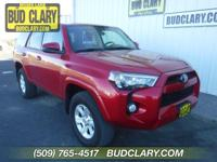 Bluetooth, Hands-Free, Back up Camera, and 4X4. 4WD and