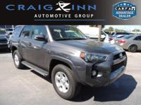 This 2016 Toyota 4Runner SR5 will sell fast -Backup