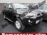 Introducing the 2016 Toyota 4Runner! An awesome price