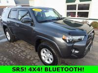 Sr5! 4x4! Like new! Bluetooth! Check out the FREE