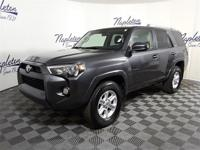 Toyota 4Runner Gray New Price! 2016 Priced below KBB