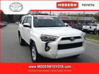 Introducing the 2016 Toyota 4Runner! Feature-packed and