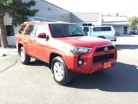 Introducing the 2016 Toyota 4Runner! Both practical and