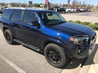 Check out this gently-used 2016 Toyota 4Runner we
