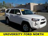 CARFAX One-Owner. Clean CARFAX. 2016 Toyota 4Runner SR5