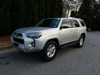 CERTIFIED PREMIUM 4 RUNNER, FULLY LOADED, LESS THAN 4K