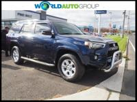 New Price! Blue SR5 Premium 4WD 5-Speed Automatic with
