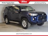 CARFAX One-Owner. 2016 Toyota 4Runner SR5 Premium in