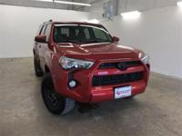 Magnetic Gray Metallic 2016 Toyota 4Runner SR5 4WD