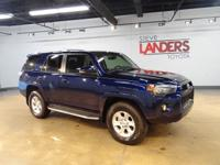 Toyota Certified, 4WD, Navigation System, Power driver