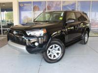 4Runner Trail, 4WD, ABS brakes, Alloy wheels, Compass,