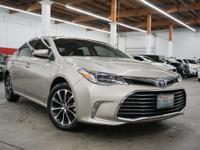 This 2016 Toyota Avalon Hybrid 4dr features a 2.5L 4