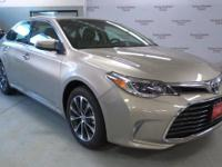 The Toyota Avalon sedan is more than just the company's