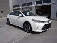Certified. Avalon XLE Premium, 4D Sedan, 3.5L V6 DOHC