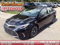 2016 Toyota Avalon 4DR SDN XLE PREM seeking for a