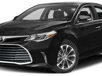 This 2016 Toyota Avalon 4dr 4dr Sedan XLE Premium