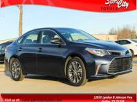 New Price! Clean Vehicle History Report, Avalon XLE,