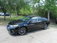 Options:  2016 Toyota Avalon Xle|This 2016 Toyota