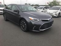 Sporty Luxury!! 6-Speed Automatic ECT-i, ABS brakes,