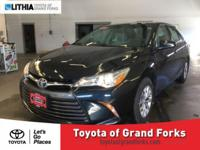 Toyota Certified, CARFAX 1-Owner, Very Nice. LE trim.