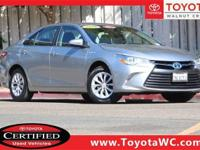 Toyota Certified, One Owner, Clean Car Fax, Low Miles,