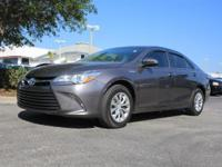 2016 Toyota Camry Hybrid LE, *** FLORIDA OWNED VEHICLE