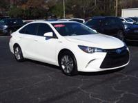 PRICED BELOW MARKET! THIS CAMRY HYBRID WILL SELL FAST!