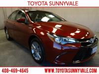 Look at this 2016 Toyota Camry Hybrid SE. Its Variable