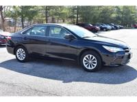 New Price!2016 Toyota Camry LE CARFAX One-Owner. Clean