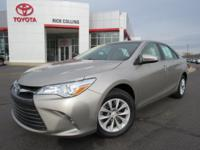 This 2016 Toyota Camry comes equipped with power