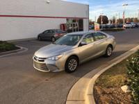 Check out this gently-used 2016 Toyota Camry we