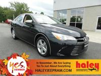 Options:  2016 Toyota Camry Le|Celestial Silver