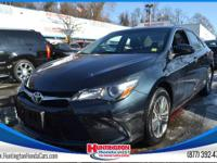 Recent Arrival! Clean CARFAX. 2016 Toyota Camry Gray
