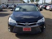 Options:  2016 Toyota Camry Le|Blue|Carfax One-Owner.