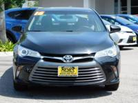 Options:  2016 Toyota Camry Le|Black/Gray|V4 2.5 L