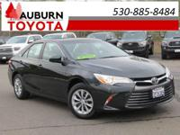BACKUP CAMERA, BLUETOOTH, LOW MILEAGE! This fabulous