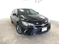 Midnight Black Metallic 2016 Toyota Camry LE FWD