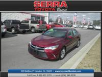 Get Hooked On Serra Toyota of Decatur! Why pay more for